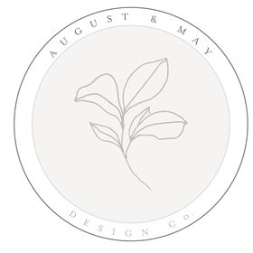 August and May Design Co.