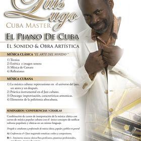 """Luis Lugo """"Cuba's piano."""""""