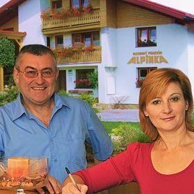 Rudolf a Jozefina Kučak