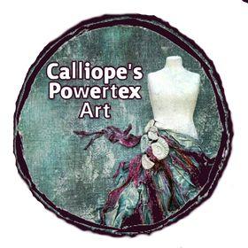 Calliope's Powertex Art