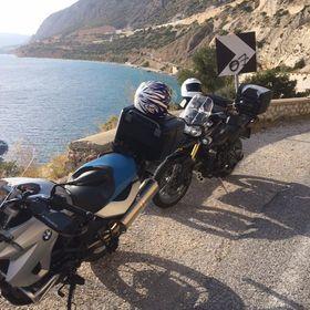 Fast Forward Greece on 2 Wheels