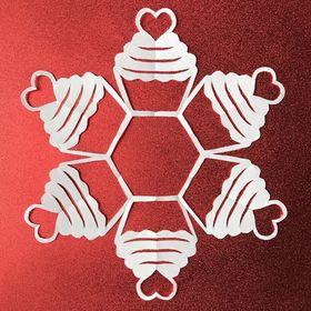 Paper Snowflake Art