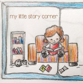 My Little Story Corner by Romi Sharp