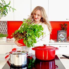 Peggyn pieni punainen keittiö