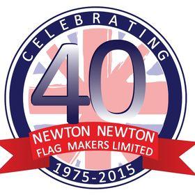 Newton Newton Flags
