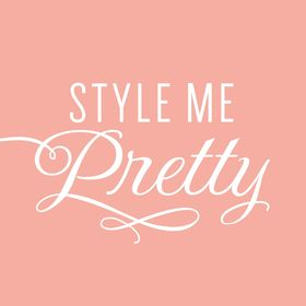 Style Me Pretty's Pinterest Account Avatar