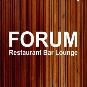 FORUM Restaurant Bar Lounge