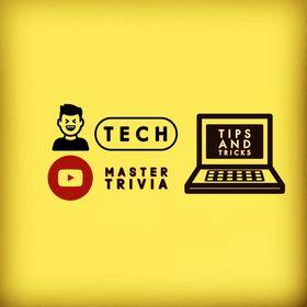 Tech Master Trivia
