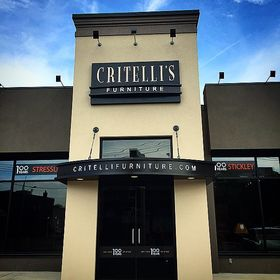 Critelli's and Transitions Fine Furniture