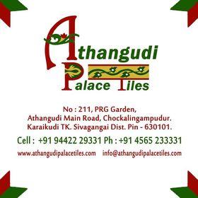 Athangudi Palace Tiles Subramanian