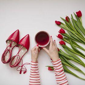 vintage tea and roses