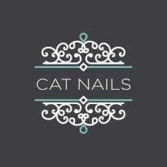 Cat nails manicure-pedicure