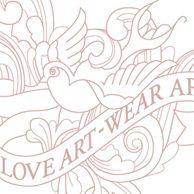 Love Art Wear Art