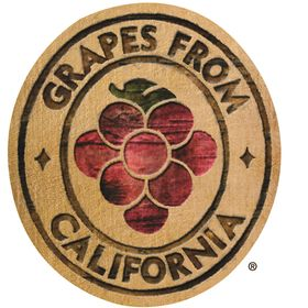 Grapes from       California