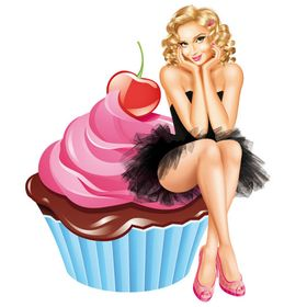 Cupcake Happy Hour