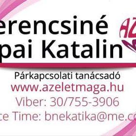 Berencsiné Lippai Katalin