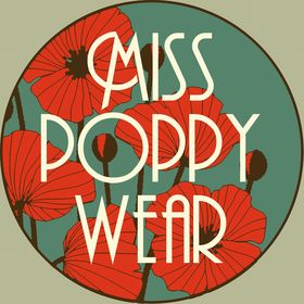 Misspoppywear, retro clothing