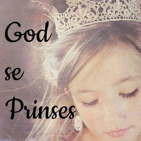 God se Prinses