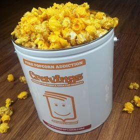 Cravings Gourmet Popcorn & Soda Pop Market