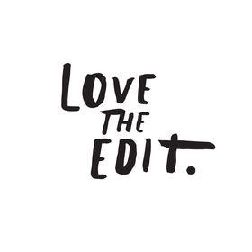 Love The Edit