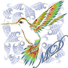 MomoDini Embroidery Art