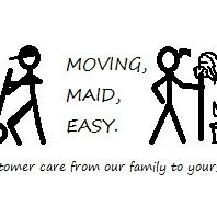 moving, maid,