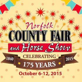 Norfolk County Fair & Horse Show