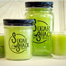 Sugar Shack Candles