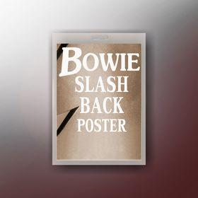bowieslashbackposter
