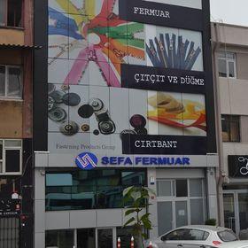 "SEFA FERMUAR ""YKK ZİP"""