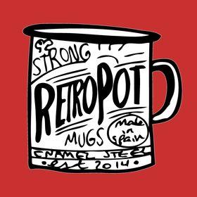 RETROPOT Mugs