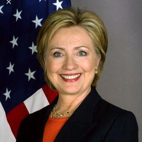 Hillary Clinton Number 1 Fan