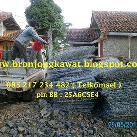 Harga Kawat Bronjong Pabrikasi