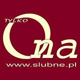 TYLKO ONA www.slubne.pl
