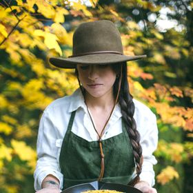 — Eva Kosmas Flores — author | teacher | blogger | photographer | gardener | seasonal cook