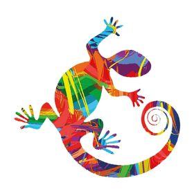 Lizards - Labels & Wall Art