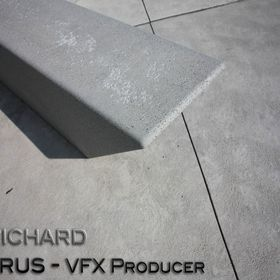 Richard Trus Visual FX Supervisor