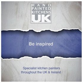 Hand Painted Kitchens UK Specialist kitchen painters