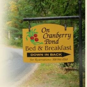 On Cranberry Pond Bed and Breakfast