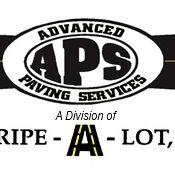 Advanced Paving Services/ Stripe A Lot