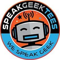Speak Geek Tees