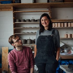Pottery West | Catherine + Matt West