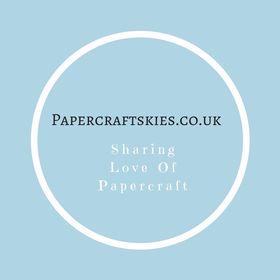 Papercraftskies