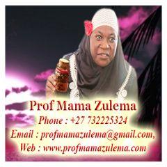 Profmamazulema - Spells Caster Johannesburg & USA