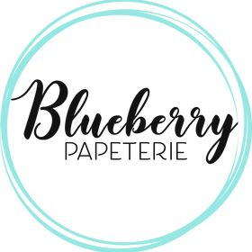 Blueberry Papeterie
