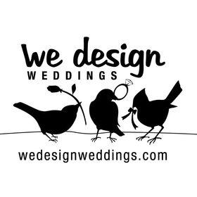 We Design Weddings