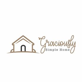 Graciously Simple Home | Jeanne Scott | Home is My Happy Place