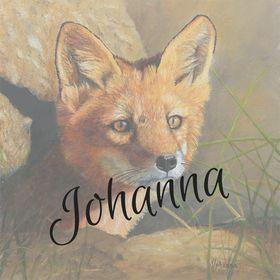 Johanna Lerwick - Artist