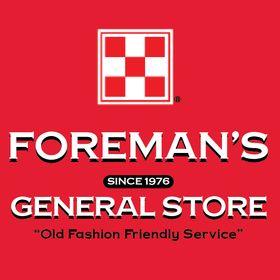 Foreman's Inc.