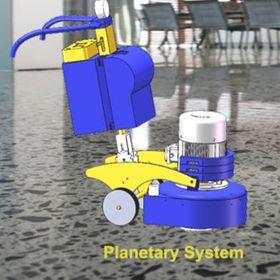 Mars Machinery